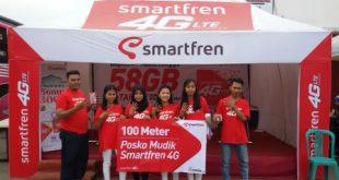 Traffic Data LTE Smartfren Naik 30 persen, Lebaran Tetap Aman 15