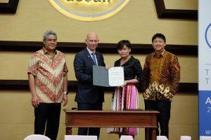 ASEAN Foundation dan SAP Perpanjang Kemitraan Strategis 1