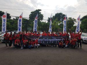 "Seru-Seruan Bareng Suzuki Dalam ""Gear To Experience"" 1"