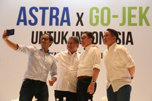 Astra Investasi Rp 2 triliun pada GO-JEK 1