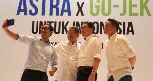 Astra Investasi Rp 2 triliun pada GO-JEK 22