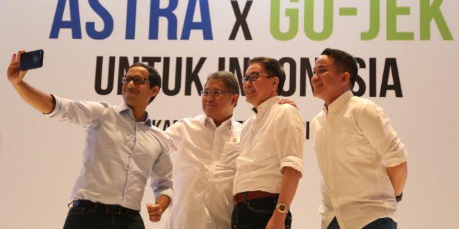 Astra Investasi Rp 2 triliun pada GO-JEK 28