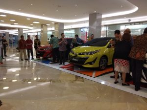 New Yaris Miliki Fitur Sport Sequential Shift Matic 3