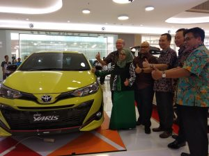 New Yaris Miliki Fitur Sport Sequential Shift Matic 2