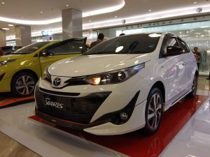 New Yaris Miliki Fitur Sport Sequential Shift Matic 1