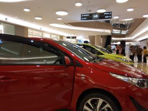New Yaris Miliki Fitur Sport Sequential Shift Matic 4