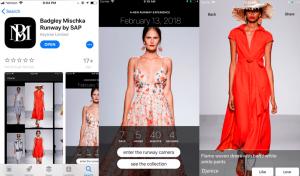Badgley Mischka Runway, dikenalkan Pada New York Fashion Week 2018 1