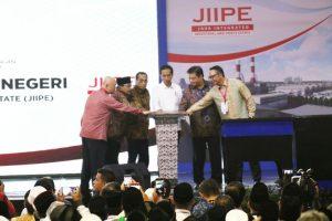 Baru Diresmikan, 2 Perusahaan Sudah Beroperasi di Kawasan Industri JIIPE 1