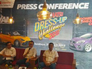 """Daihatsu Dress-up Challenge"" bisa Tingkatkan Penjualan Hingga 5 Persen 2"
