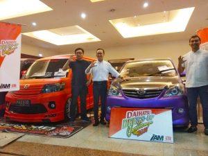"""Daihatsu Dress-up Challenge"" bisa Tingkatkan Penjualan Hingga 5 Persen 1"