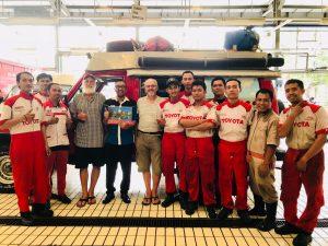 Tim Mekanik Siap Bantu Traveller Jelajah Dunia Dengan Layanan Prima 1