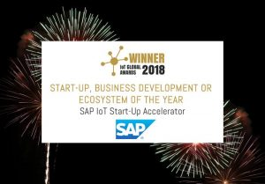 SAP Menangkan Penghargaan IoT Global Awards 1
