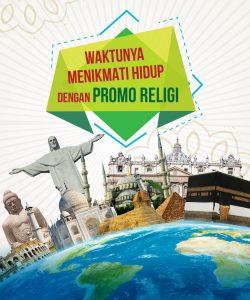 Promo Religi, CNI Hadiahkan Umroh Gratis 1