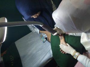"""Hayyu Tawarkan """"Tatto Removal"""" Gratis bagi Para Wanita 1"""