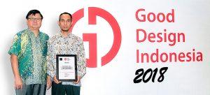 Raih Penghargaan GDI 2018 Untuk Dua Produk Sekaligus 1