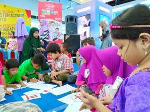 Kokola Gelar Workshop Calistung Bersama Komunitas Parenting HOGIS 1