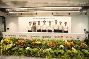 SAP dan 5 Politeknik Asal Singapura Perkenalkan SAP Skills University Singapore 1
