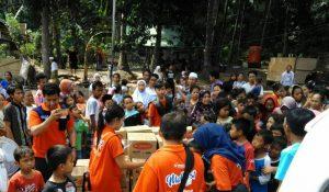 Gempa Lombok, Kokola Berikan 36.000 Biskuit 1