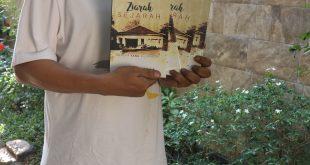Cetak Buku ke-27 Tentang Ziarah Sejarah, Tanpa dikomersilkan 6