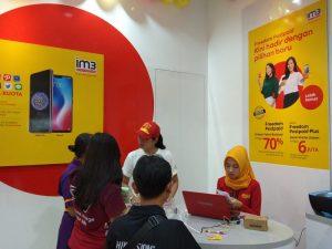 Penuhi Lifestyle Customer, Indosat Buka Gerai di Giant Maspion Squere 2