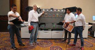 Perkuat Industri Percetakan, Mesin Iridesse dan B9100 hadir di Surabaya 5