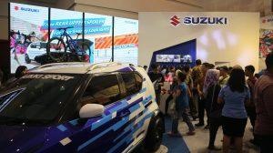 Tutup Penjualan Suzuki di GIIAS dengan 690 unit 1