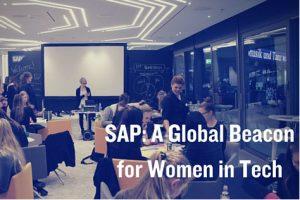Utamankan Kesetaraan Gender, SAP Terpilih Dalam Top Companies for Woman Technologists 1