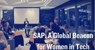Utamankan Kesetaraan Gender, SAP Terpilih Dalam Top Companies for Woman Technologists 27