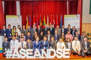 Tiga Mahasiswa Asia Jadi Pemenang Kompetisi ADSE 1