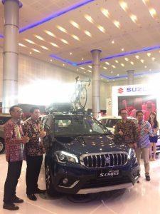Pamerkan Konsep Mobil Sport, Suzuki Target 100 Unit di IIMS 1