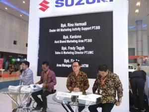 Pamerkan Konsep Mobil Sport, Suzuki Target 100 Unit di IIMS 2
