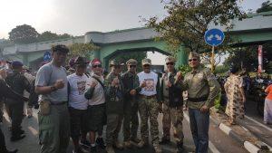 Maknai Hari Pahlawan dengan Touring ke Makam Bung Karno 2