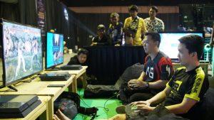 Hadiah Puluhan Juta, 6 Games dimainkan dalam kompetisi eSport 2