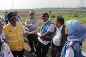Pra Uji Laik Jalan Tol Trans Jawa, Kemenhub Tekankan Aspek Keselamatan 1