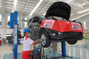 Toyota Berikan Paket Diskon Service Kendaraan Korban Tsunami 1