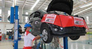 Toyota Berikan Paket Diskon Service Kendaraan Korban Tsunami 22