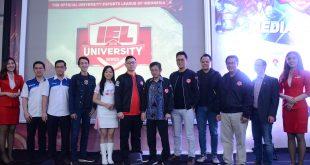 Kemenpora Dan KOI Dukung Penuh IEL University Series 2019 4