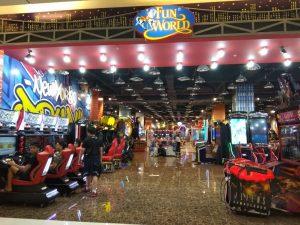 175 Mesin Games Ciptakan Keseruan di Fun World Grand City 2