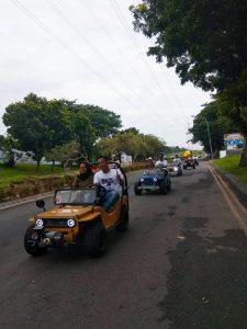 Seru-seruan Pakai Mini Jeep Keliling Citra Land Bersama Komunitas dan Media 1