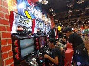 175 Mesin Games Ciptakan Keseruan di Fun World Grand City 1
