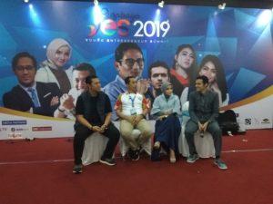 Ajang'Surabaya YES 2019' Tularkan Inspirasi Enterpreneur Muda 1