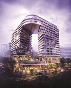 Pengusaha Kelahiran Surabaya Hadirkan Hotel Bintang 5 Pertama di Kawasan Green Square Sydney 1