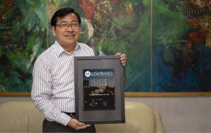 Program Garansi 5 Tahun Polytron Sabet Penghargaan Marketeers Editor's Choice Award 2018 1