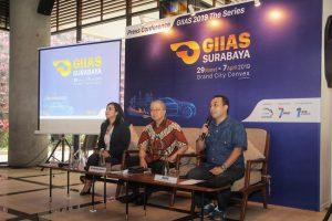 GIIAS 2019 di Surabaya diikuti 12 Merek Passenger Car 1