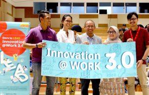 Kompetisi Ide Kreatif dalam Innovation@Work 3.0 Khusus Karyawan 1