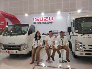 Fokus Kenalkan Produknya, Isuzu Targetkan 100 Unit di GIIAS 2019 Surabaya 1