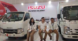 Fokus Kenalkan Produknya, Isuzu Targetkan 100 Unit di GIIAS 2019 Surabaya 28