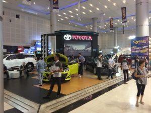 Pamerkan 6 Lini Produk, Toyota Target 200 SPK di GIIAS 2019 Surabaya 1