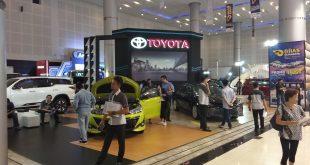 Pamerkan 6 Lini Produk, Toyota Target 200 SPK di GIIAS 2019 Surabaya 25