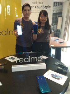 Sasar Surabaya, Realme 3 Tawarkan Power Your Style 1